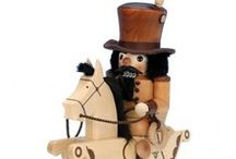 Ulbricht Nutcrackers / Buy now and get FREE shipping on ALL Halloween costumes!  / by oktoberfesthaus.com