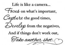 Photography is the beauty of life captured! / by Nicole DeHaven
