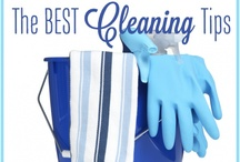 Cleaning! / by Nicole DeHaven