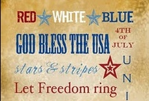 4th of July! / by Nicole DeHaven