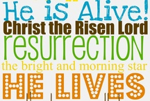 Easter / by Nicole DeHaven