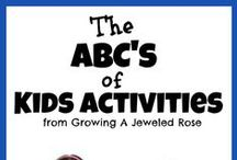 Crafts & Activities for Kids / by Nicole DeHaven
