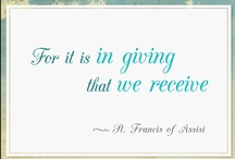"""Gift Ideas! """"Its better to give than receive!"""" / by Nicole DeHaven"""