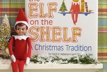 Our Elf on the Shelf! / by Nicole DeHaven