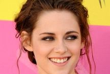 KRISTEN STEWART SMILES / SHE IS GORGEOUS BOTH INSIDE AND OUT. SHE IS ONE OF THE MOST MISUNDERSTOOD ACTRESSES IN HOLLYWOOD. HER FAN BASE IS HUGE. SHE IS A DEVOTED DAUGHTER, SISTER AND FRIEND. SHE IS ROBERT PATTINSON'S ONE AND ONLY. TAKE A FEW MINUTES AND SEE WHAT I SEE. A YOUNG WOMAN THAT IS HATED BUT YET LOVED BY MANY. THE PAPZ CAN BRING OUT THE WORSE IN FAMOUS PEOPLE. KEEP THAT IN MIND. YOU AREN'T HEARING THE  VULGAR, DEGRADING COMMENTS. YES SHE DOES SMILE. / by ONEHEART ♥