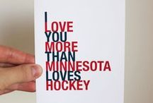 Minnesota Love / Whether made in our state or just inspired by it, our favorite Minnesota-themed gifts and finds. / by Mpls.St.Paul Magazine