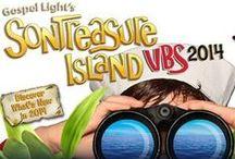 SonTreasure Island VBS 2014 / by Tami Sperr