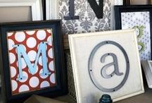 Craft Ideas / by Aimee Breeding