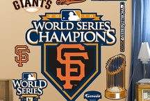 SF GIANTS & Spectacular Sports / by Janet Moro-Amato