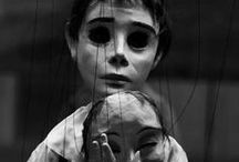 Parapsychology / Abandoned houses, ghost sightings, ghost stories, exorcism, and spiritual phenomena. / by Audrey Kennedy