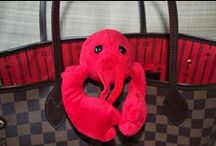 #LarrytheLobster / I am Hyatt Regency Boston's loveable mascot and very lucky to call Boston my home. Follow Larry around town as he explores all that Boston has to offer, frequenting local restaurants, and attending exclusive events. #LarryTheLobster / by Hyatt Regency Boston