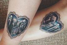 tattoos / None / by tahnee edweiner
