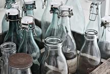 bottle and soda can art / by Paula McDaniel