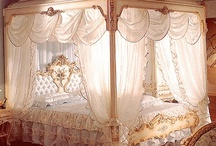 bedrooms / by Angie Miller