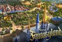 Disney Theme Parks - Nothing else like it! / by Kristie Scott