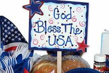 4th of July Ideas / by Mary Hawes