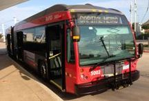 Austin Transit / Updates on Austin local transportation and the Austin-Bergstrom International Airport / by Austin Texas