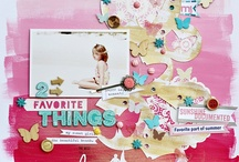 scrapbooking goodness / by Anne Fisher