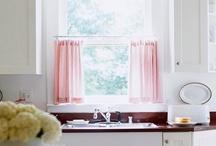 Simple curtains / by Raquel Ramos