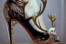 Shoes / Who doesn't like SHOES? / by Irene Preston