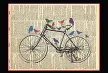 Bicycle Art / by Shawn Shreeves