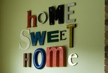 DESIGN: home / by Kyla Armstrong