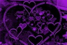 Color me: Purple (closed) / by Clarice Larkin