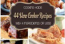 Crockpot Cooking / by Clarice Larkin