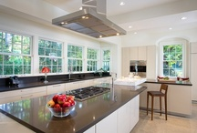 Modern Kitchens / by Alison Weidner