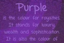 Color me: Purple 2 / by Clarice Larkin
