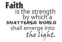 Faith 2 / by Clarice Larkin