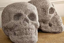 { skulls } / a not-so-secret obsession of mine. / by jessica dao
