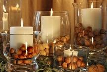 [Seasonal Decor] Thanksgiving / by Jennifer Christensen