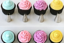 [Playin in the Kitchen] Cakes & Cupcakes & Cookies / by Jennifer Christensen