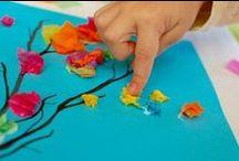 Kids crafts / by Amanda Adkins