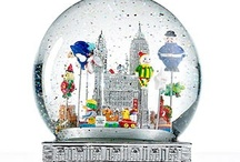 Snow Globes / by Joanna Williams