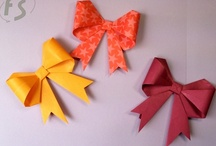 Origami Makes Me Happy! / Fold here...Fold there...I don't see it. / by Joanna Williams