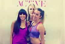THE LJ SISTERHOOD / Welcome to The Sisterhood of Active Living Tag your Instagram photos #lornajane to allow us to feature them! MNB xx / by Lorna Jane
