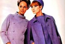 1960's Fashion / by Shelley Cornia