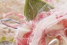 Handmade flowers / by Monie