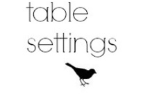 table settings / by Homeroad