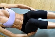 motivation & fitness / by Alycia Johnston