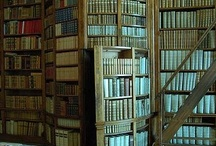 wishlist/books books books..... / by Flavia Matei