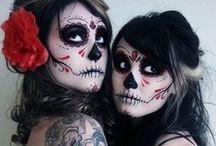 Sugar Skulls / Day of the Dead / by Nataša Žnidarič