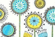 ART 2 (zentangles & doodles) / by Nataša Žnidarič