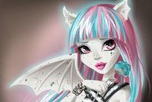 Monster High / by Nataša Žnidarič