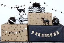 Gift wrapping ideas / by Karolina Strandberg