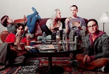 Big Bang Theory / by SuperCorey