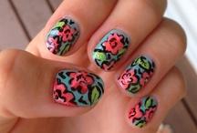 nail ideas / by Anna Baran