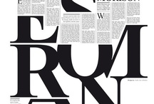 TYPOgraphy / by Allison Lenne